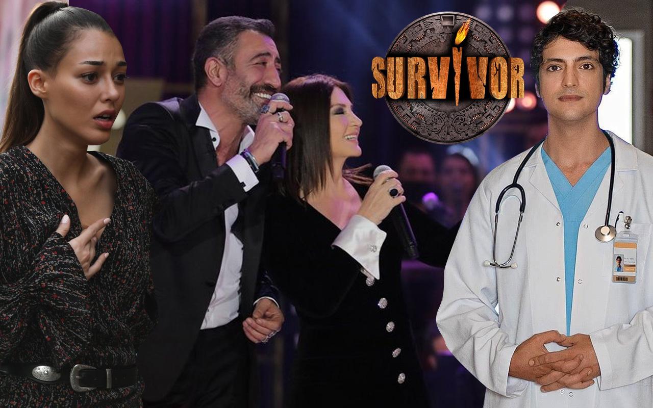 Alev Alev Sibel Can Hakan Altun reytinglerde çakıldı! Survivor Mucize Doktor'a şok