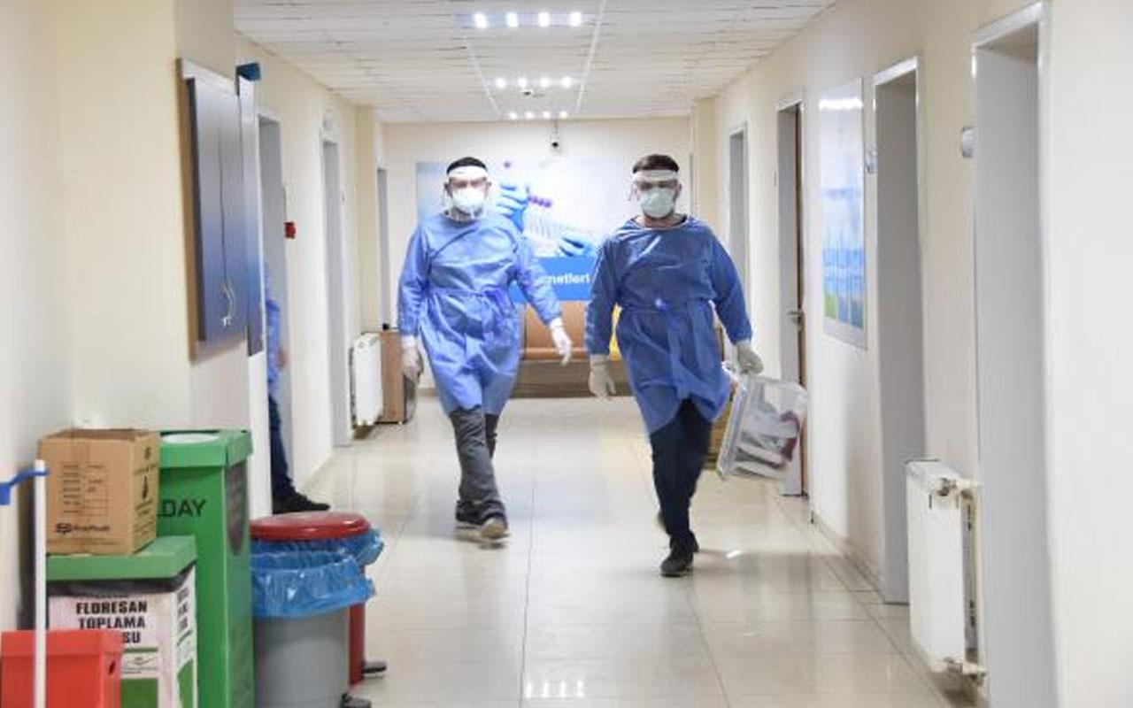 Bir yılı geride bırakan filyasyon görevlileri anlattı: Pozitif hastaya 'geçmiş olsun' ziyareti yapan bile var