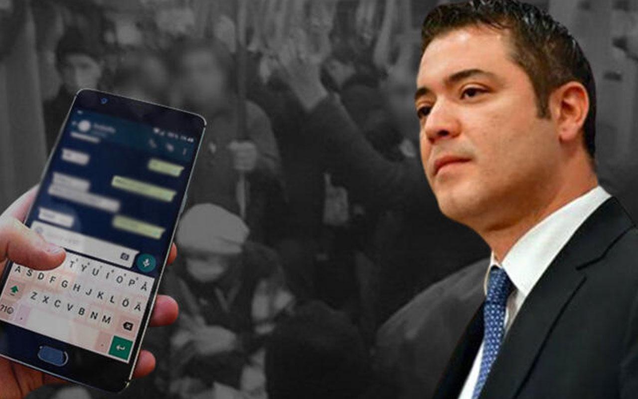 İETT Genel Müdür Vekili Whatsapp yazışmalarını verdi! Murat Ongun'un yalan söylediği belgelendi