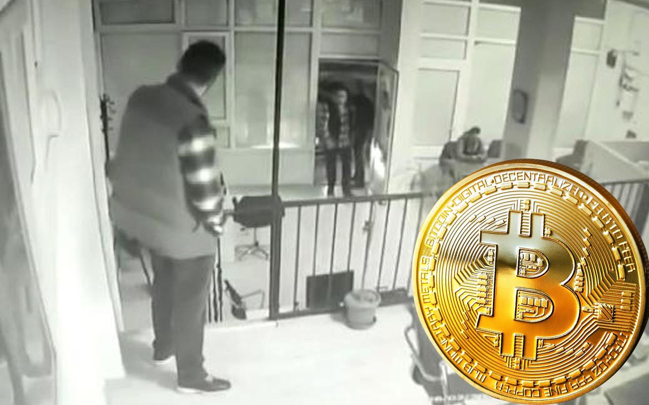 Üsküdar'da 200 bin dolarlık Bitcoin aldı kar edince başı belaya girdi
