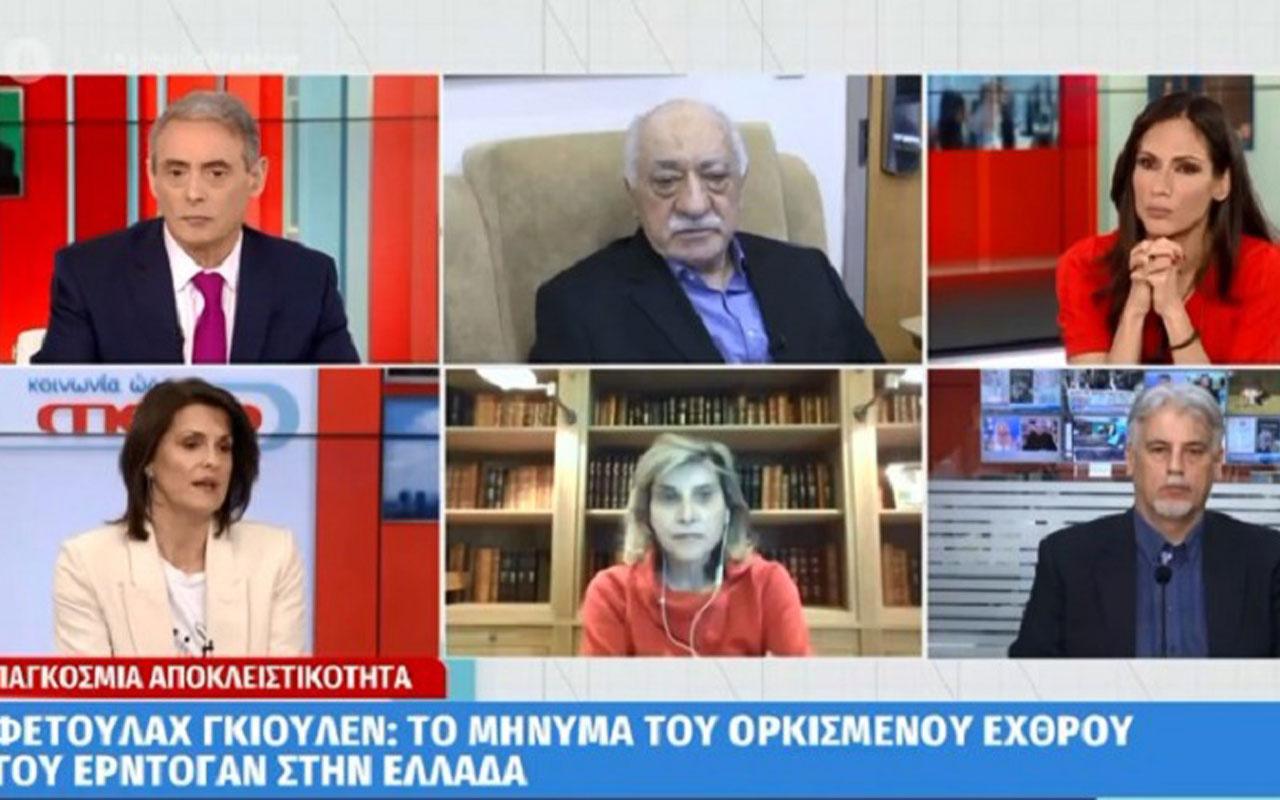 Yunan yayınevinden FETÖ elebaşına propaganda desteği