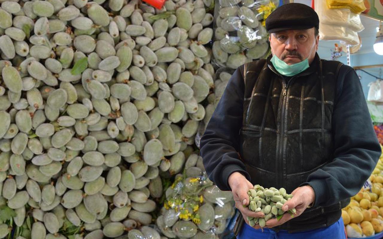 Tezgahlara çıktı kilosu 50 TL! Eskişehir'de kapış kapış satılıyor