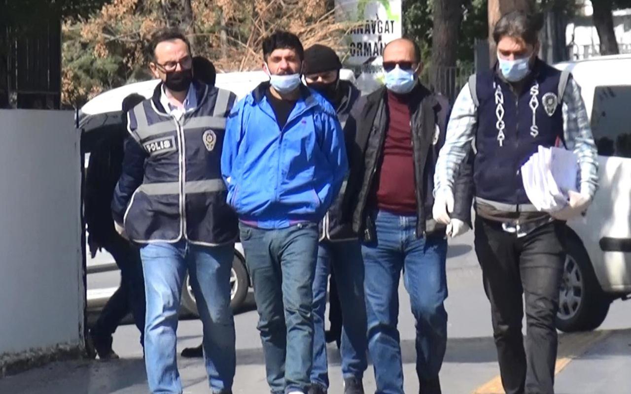 Antalya'da 7 hırsızlık olayına karıştı! Savunması pes dedirtti