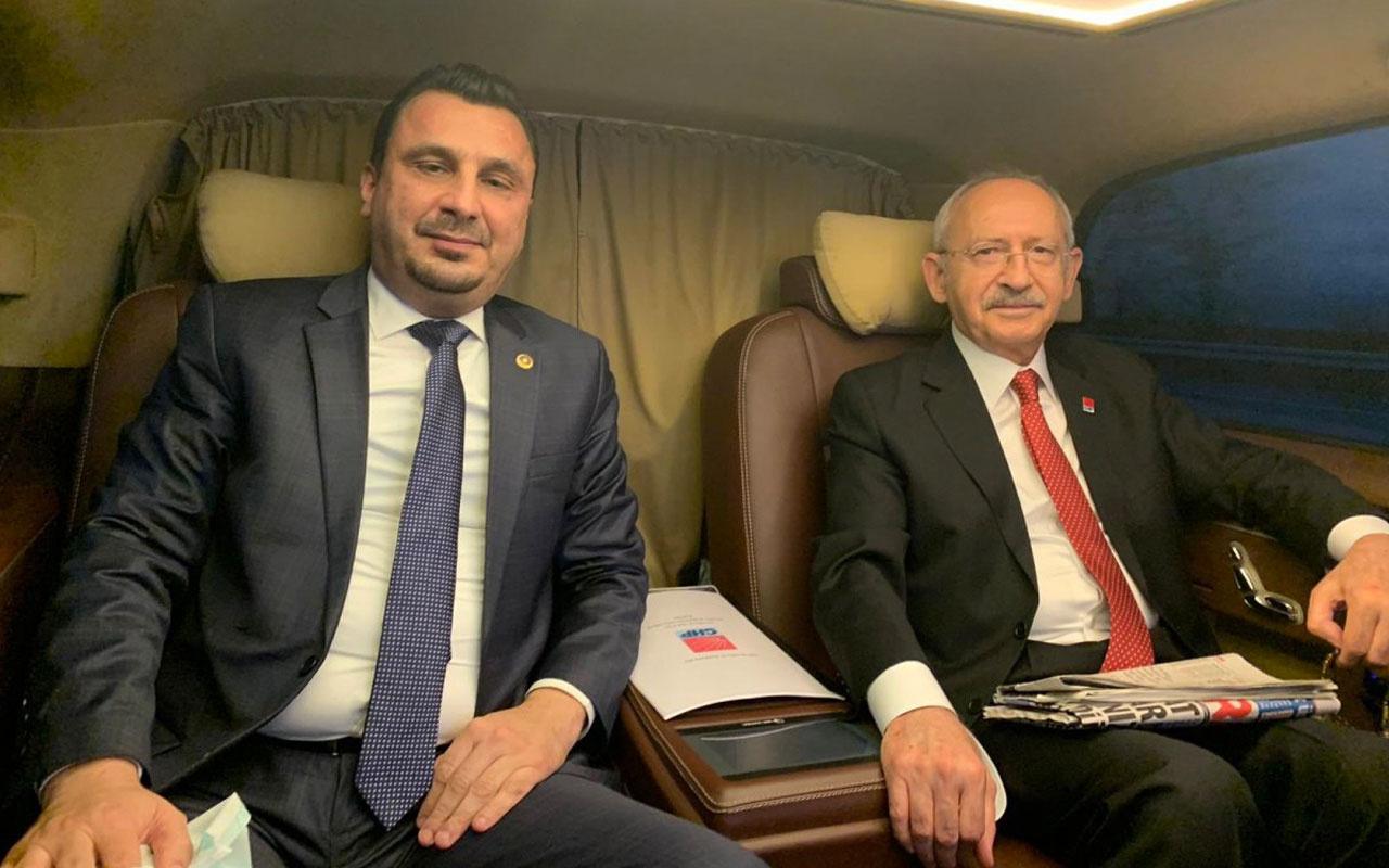 Kemal Kılıçdaroğlunun fotoğrafında tespih detayı hacı yorumları yapıldı -  Internet Haber