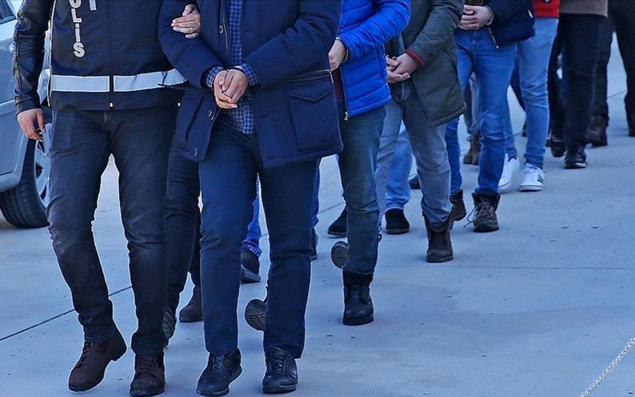 FETÖ'nün Hava Kuvvetleri mahrem yapılanmasına operasyon: 11 gözaltı