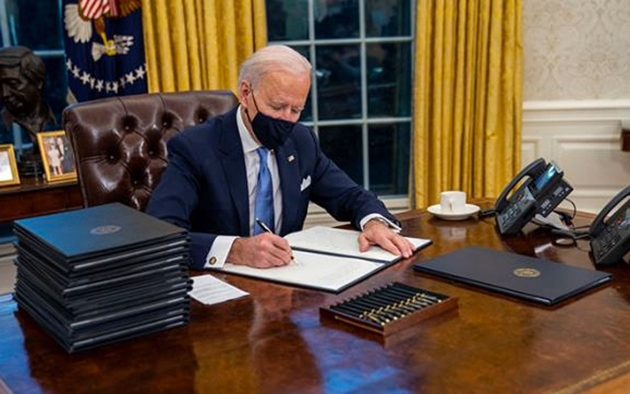 Joe Biden'dan bir ilk! Müslüman aday gösterdi
