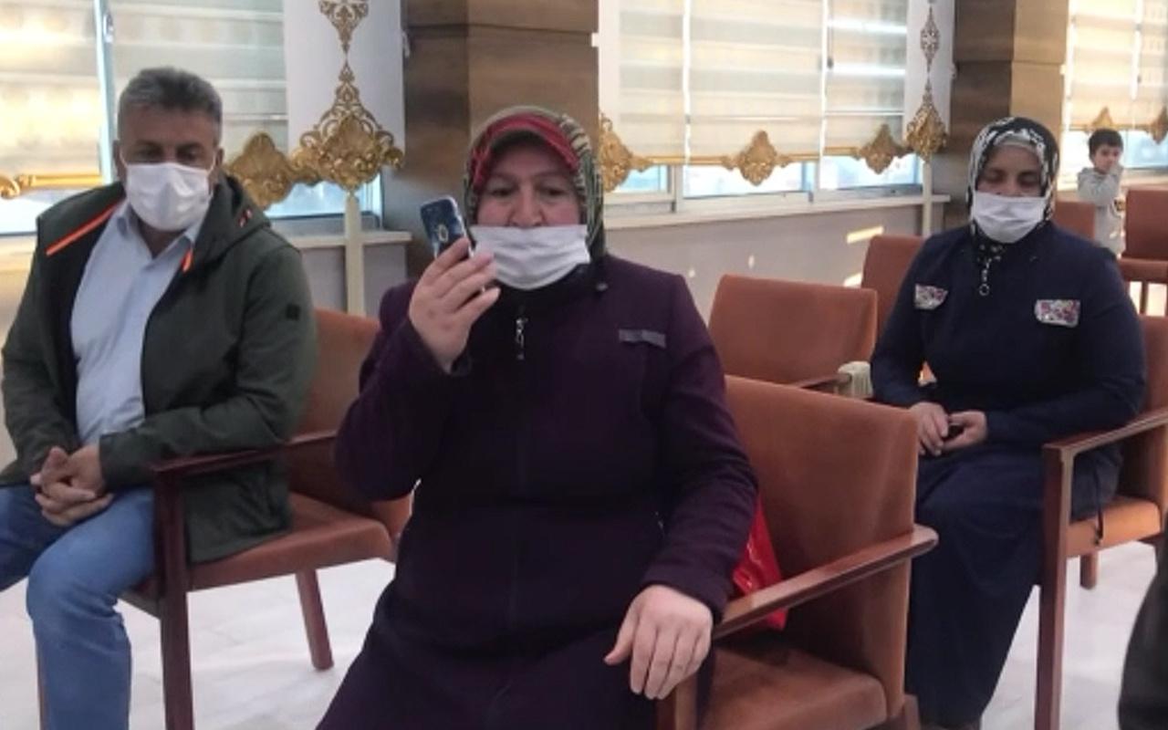 Diyarbakır annelerinden İçişleri Bakanı Süleyman Soylu'ya taziye telefonu