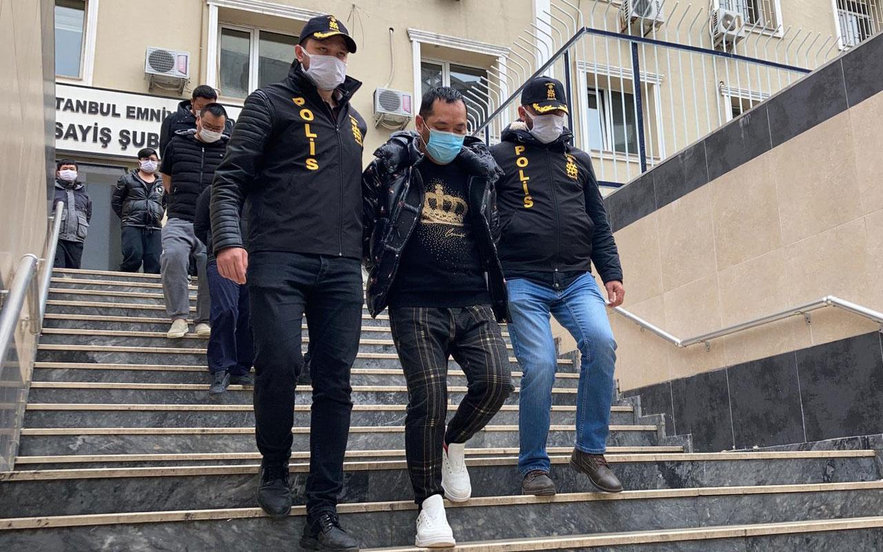 Silivri'de kripto para çetesine operasyon: 119 Çinli gözaltına alındı 9 ayrı villa kiralamışlar