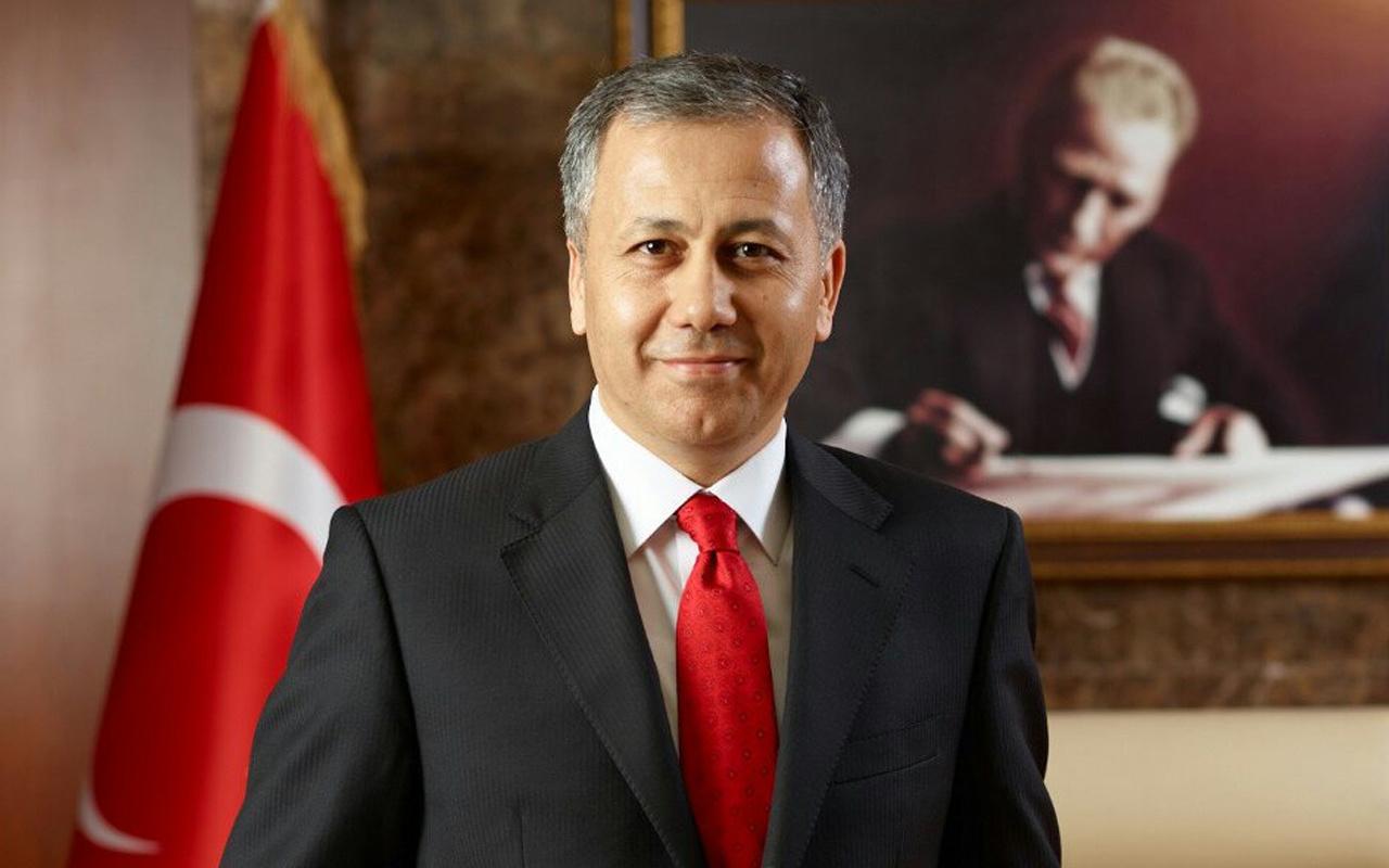 İstanbul Valisi Ali Yerlikaya'dan flaş açıklama: Hedef mavi kategori