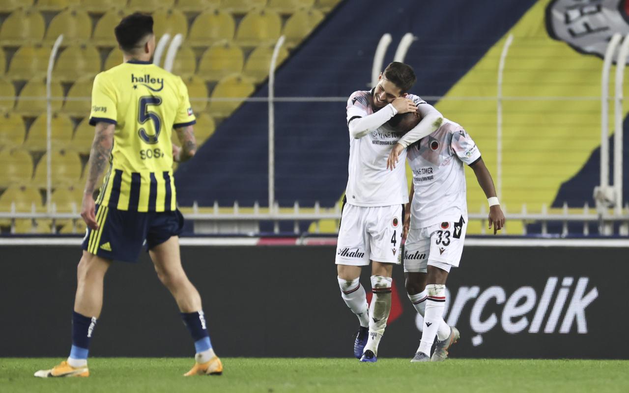 Fenerbahçe Gençlerbirliği maçı golleri ve geniş özeti
