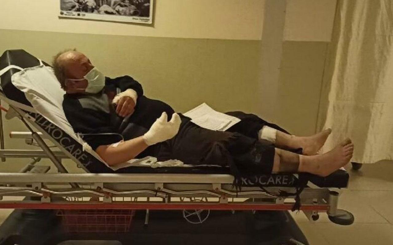 Bursa'da taş ocağındaki trafoda patlama; 1'i ağır 3 yaralı