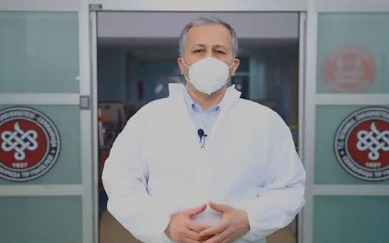 İstanbul Valisi Ali Yerlikaya'dan 14 Mart Tıp Bayramı mesajı