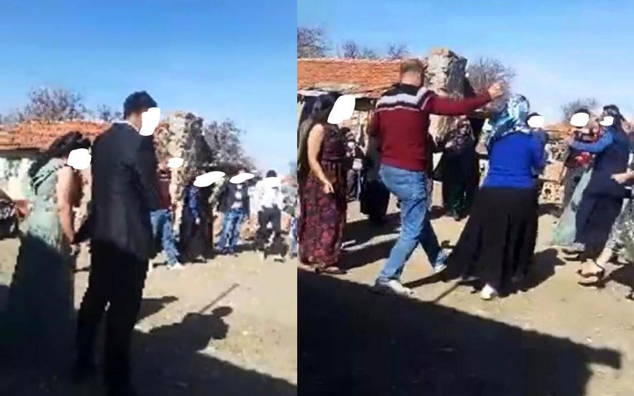 Olay yeri Afyonkarahisar! Sosyal medyadan izinsiz nişanı tespit eden jandarma cezayı kesti