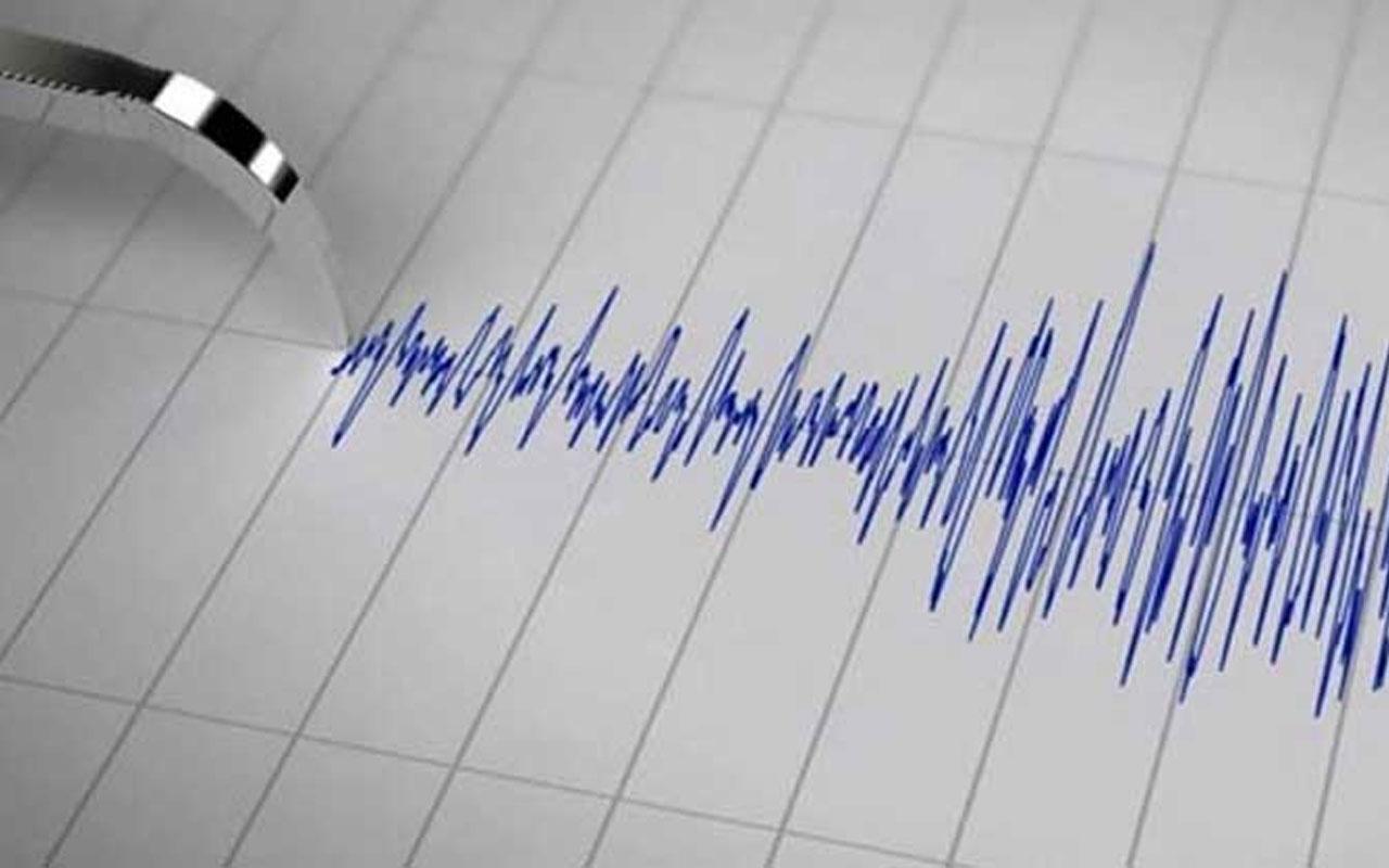 Son dakika Yunanistan'da 5.2 büyüklüğünde deprem! Kandilli'den açıklama