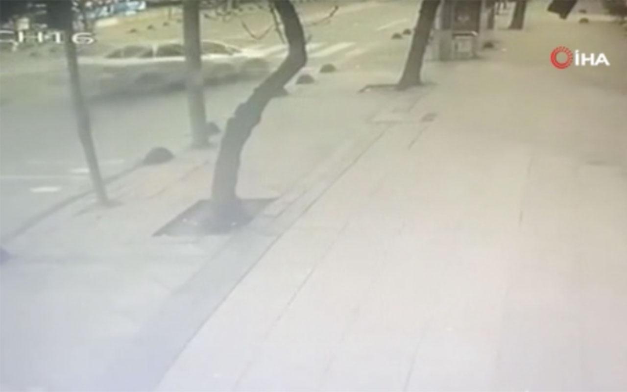 İstanbul'da inanılmaz kaza! Kırmızı ışıkta dehşet saçtı