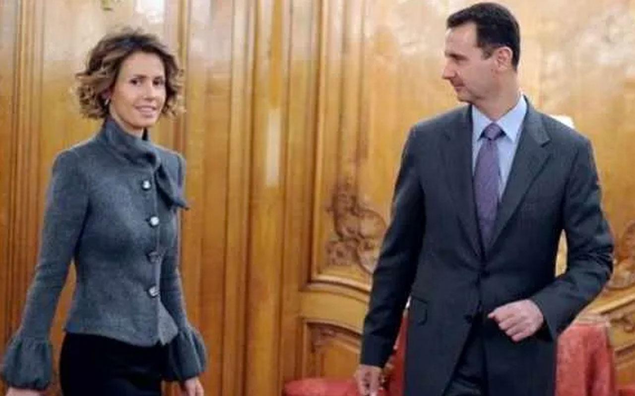 İngiltere'den Beşşar Esad'a şok! Eşi hakkında soruşturma başlattılar