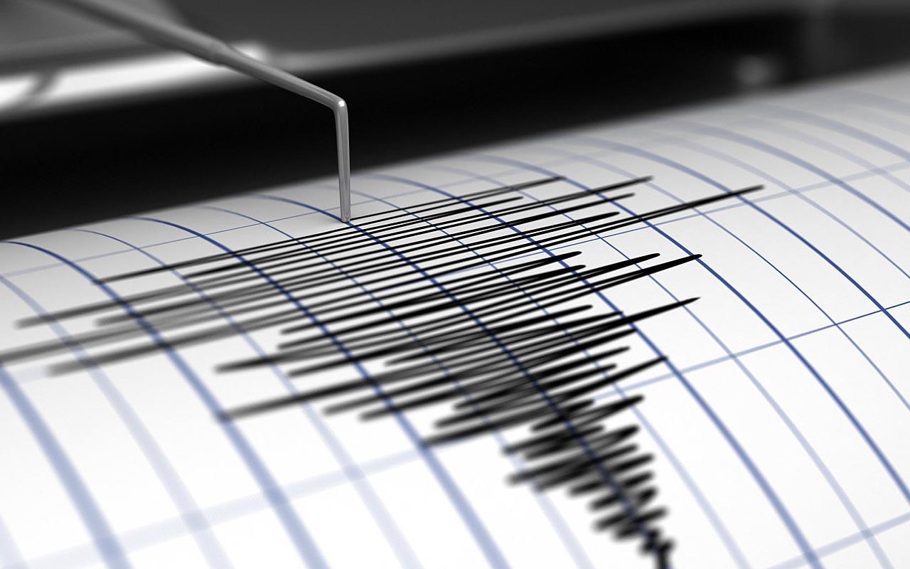 İran'da 5 büyüklüğünde deprem! Merkez üssü Kirmaneyaleti