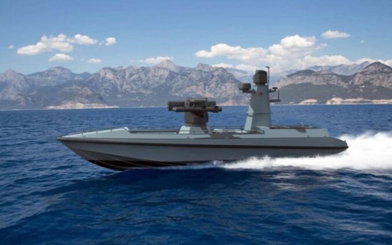 Türkiye'de bir ilk! ULAQ ile birlikte donanmada yeni dönem başlıyor