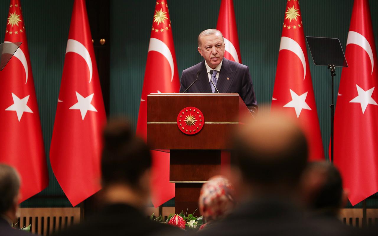 Başkan Erdoğan: Kanal İstanbul'a karşı çıkanlar en büyük Atatürk ve Cumhuriyet düşmanları