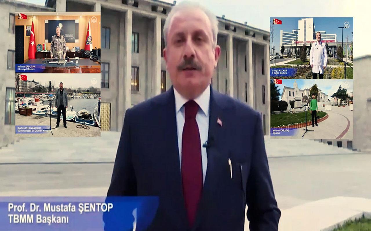İstiklal Marşı'nın kabulünün 100'üncü yılına özel video