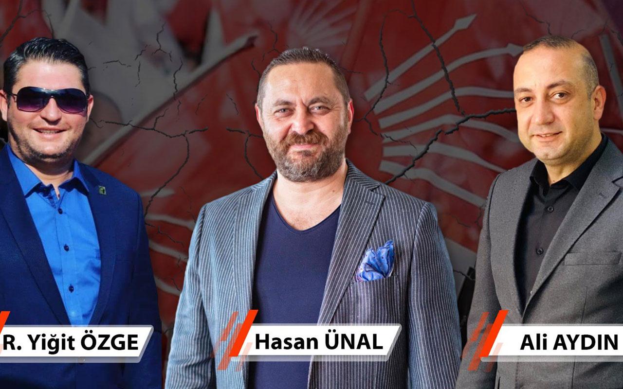 CHP İzmir'de 'AK Parti' istifaları! Üç CHP'li meclis üyesi istifa etti