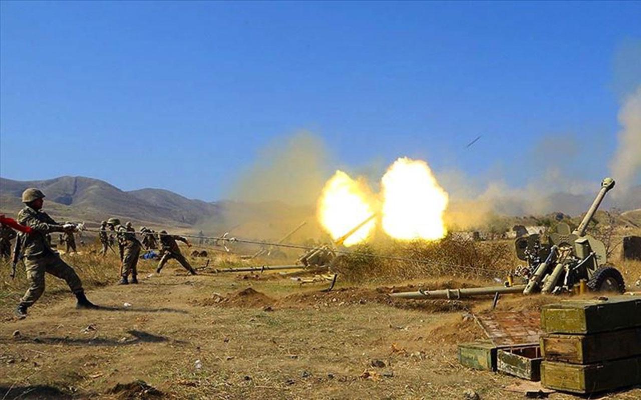 Azerbaycan ordusu 10 bin askerin katılımıyla tatbikata başladı