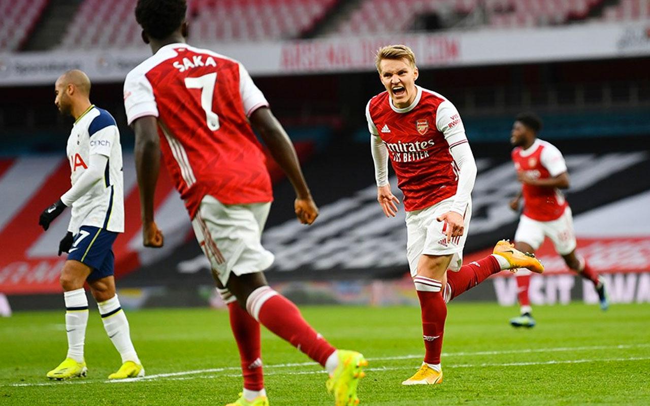 Kuzey Londra Derbisi'nde Arsenal geri döndü