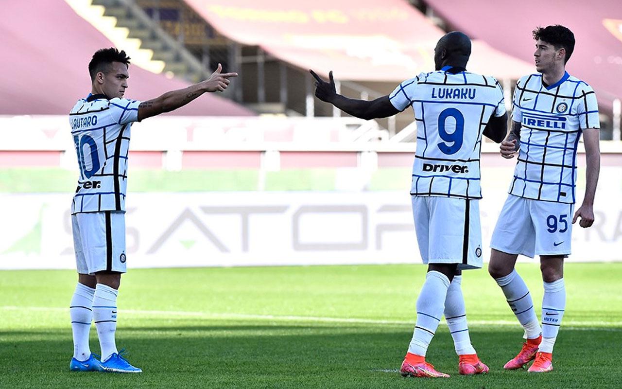 Inter emin adımlarla şampiyonluğa koşuyor