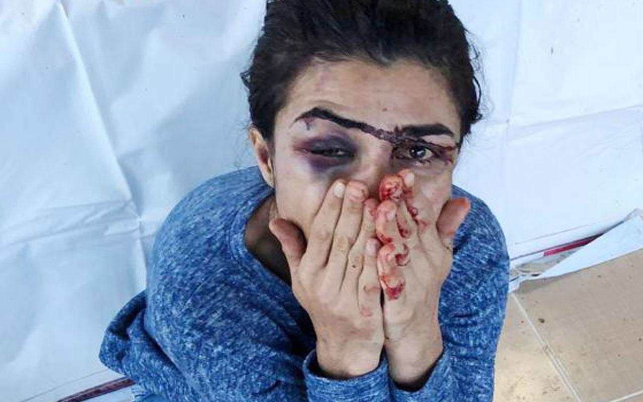 İşkenceci eşini öldüren Melek İpek ilk kez hakim karşısında! 24 yıla kadar hapsi isteniyor