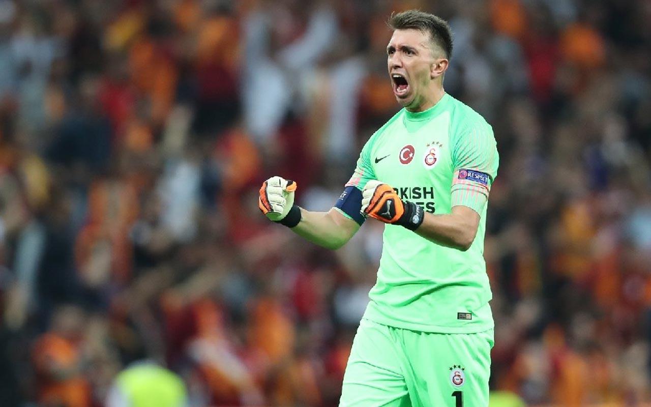 Galatasaray'da Muslera imzalıyor! İmza töreninin tarihi belli oldu