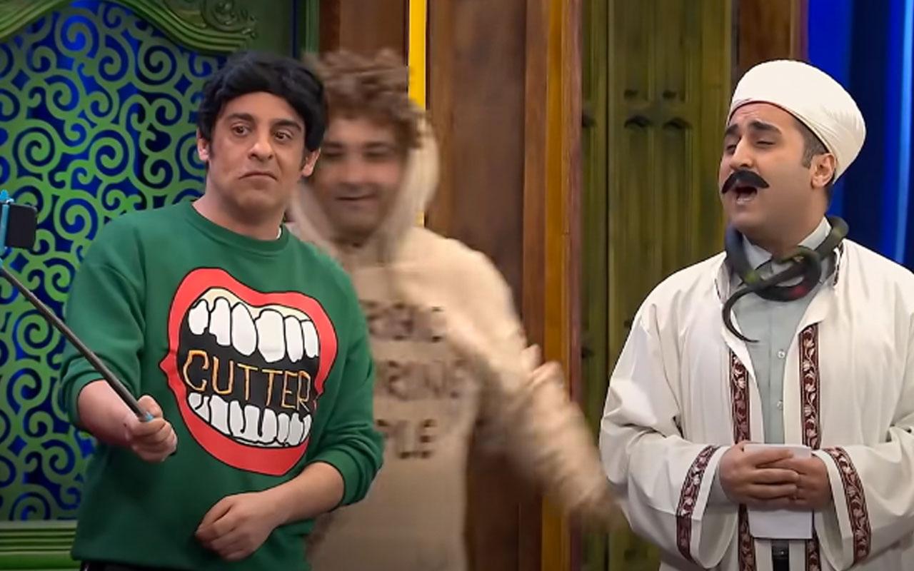 """Güldür Güldür Show'daki """"Fenomen Cenazesi"""" skeci büyük tepki çekti"""