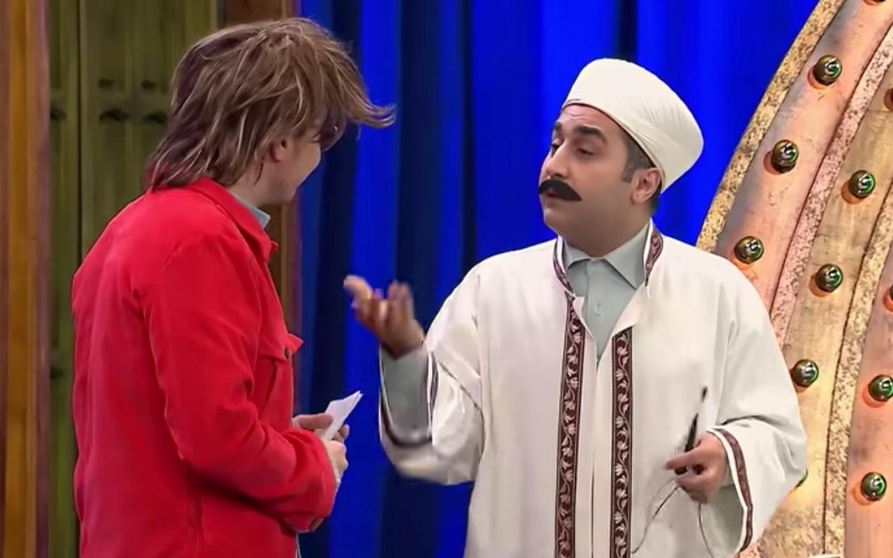 Güldür Güldür Show 'Fenomen cenazesi' skecindeki imamları kızdırdı