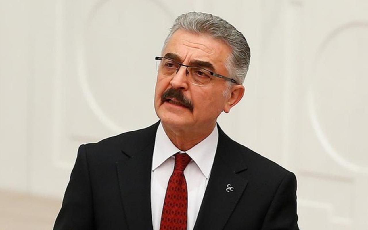 MHP'li Büyükataman'dan CHP'li Öztrak'a sert cevap: Hayal kırıklığıdır