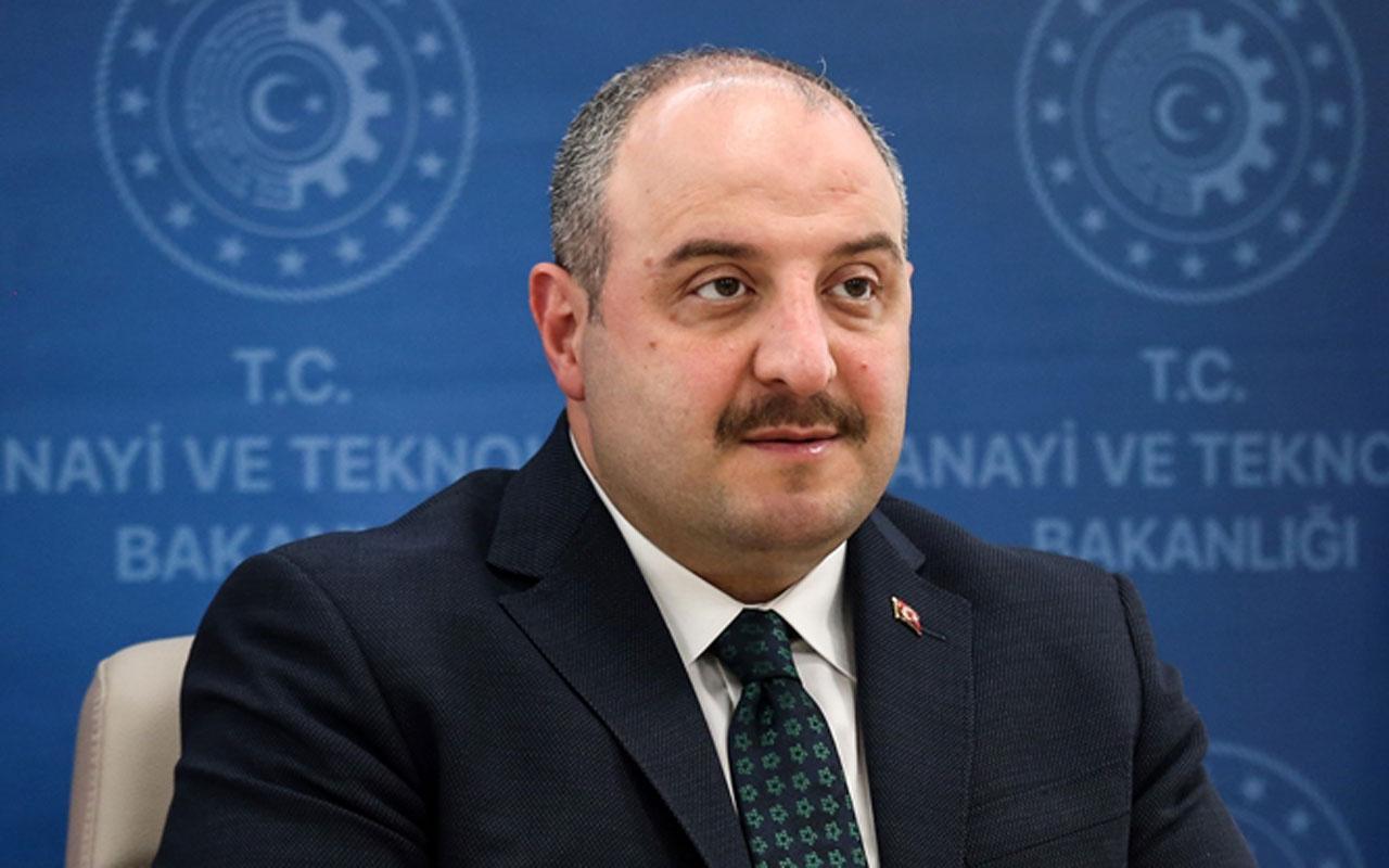 Bakan Mustafa Varank: AB ile ilişkilerimizi güçlendirmenin elzem olduğunun bilincindeyiz