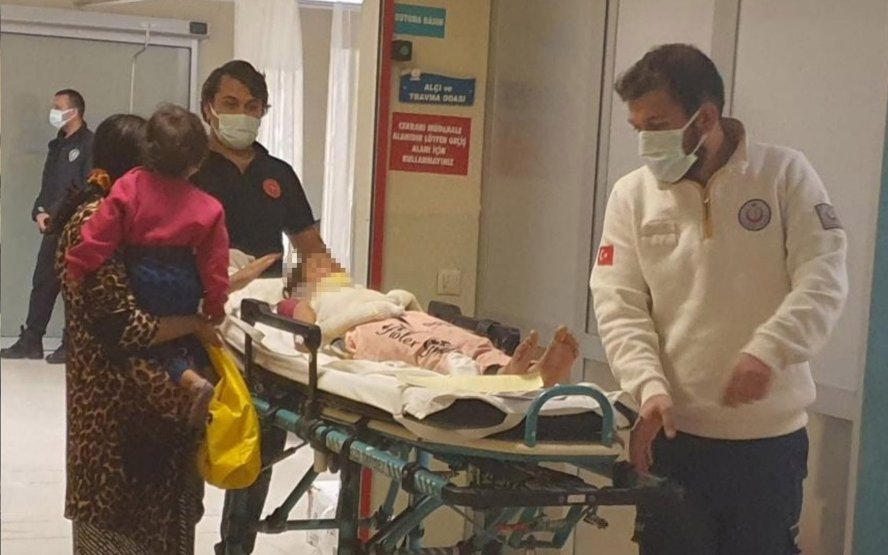 Bursa'da korkunç olay! Kızının çığlıklarını duyan anne şok oldu