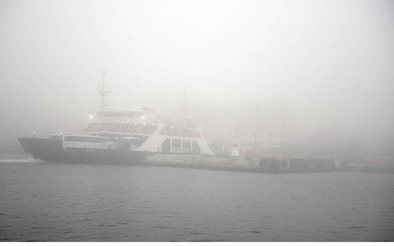Çanakkale Boğazı çift yönlü transit gemi geçişlerine kapatıldı! Seferler yapılamıyor