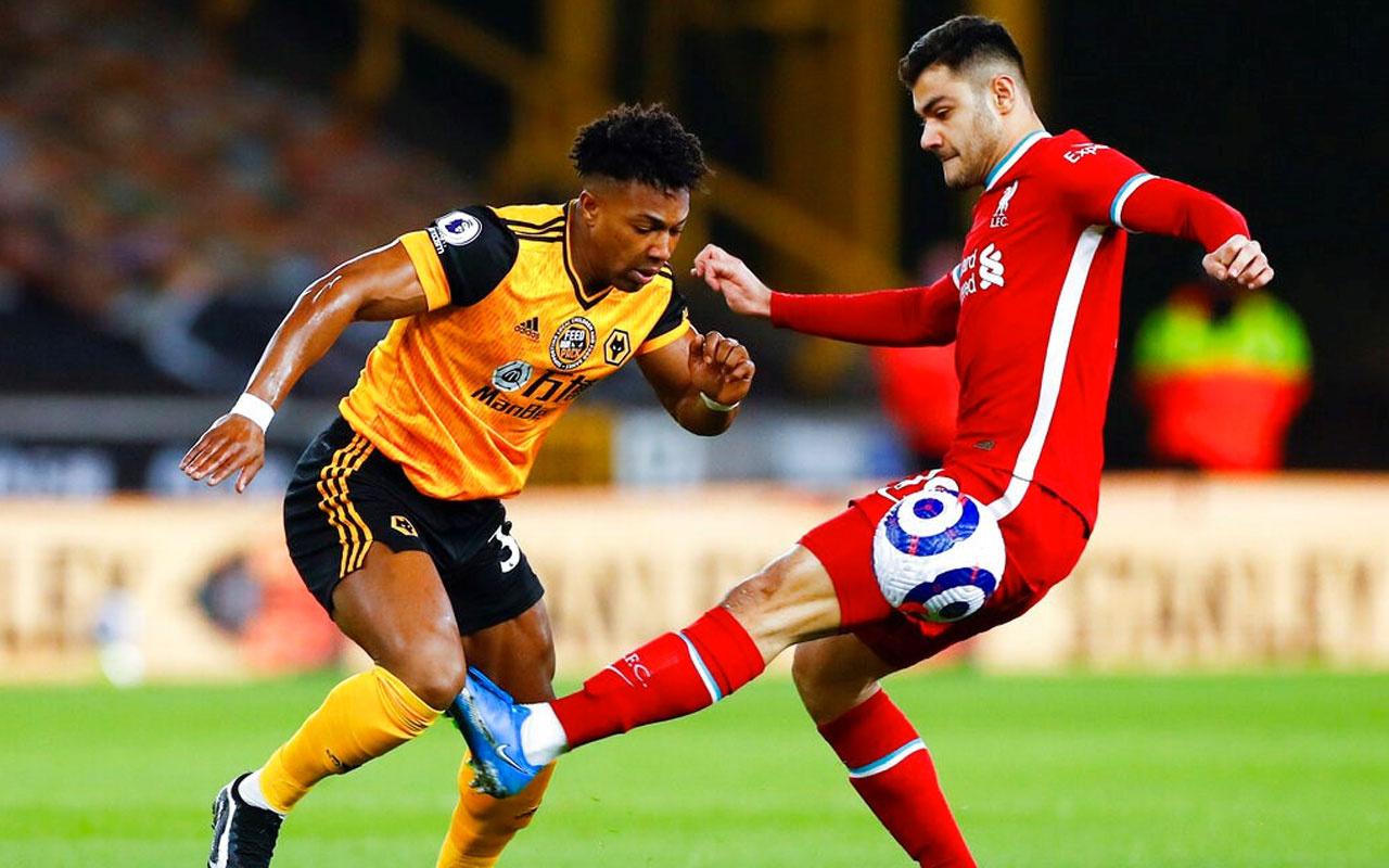 Wolverhampton-Liverpool maçına Ozan Kabak damgası