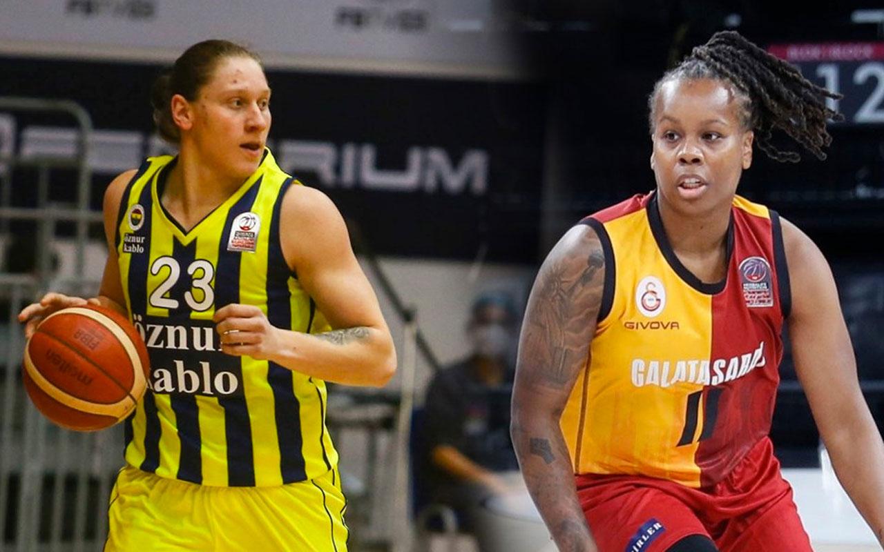 Euroleague'de Türk derbisi: Fenerbahçe Öznur Kablo - Galatasaray