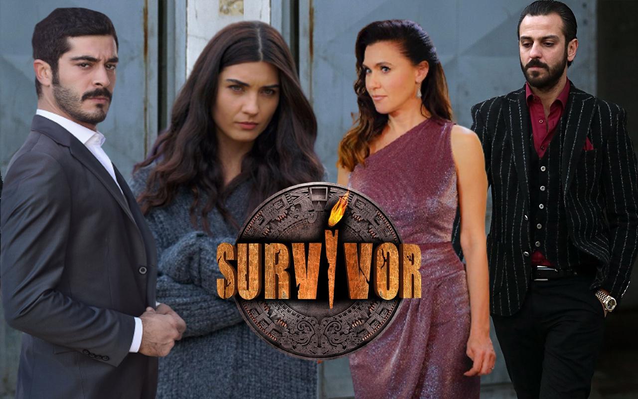 Survivor Çukur Yasak Elma Sefirin Kızı ve Maraşlı dizilerini reytinglerde ezdi geçti!
