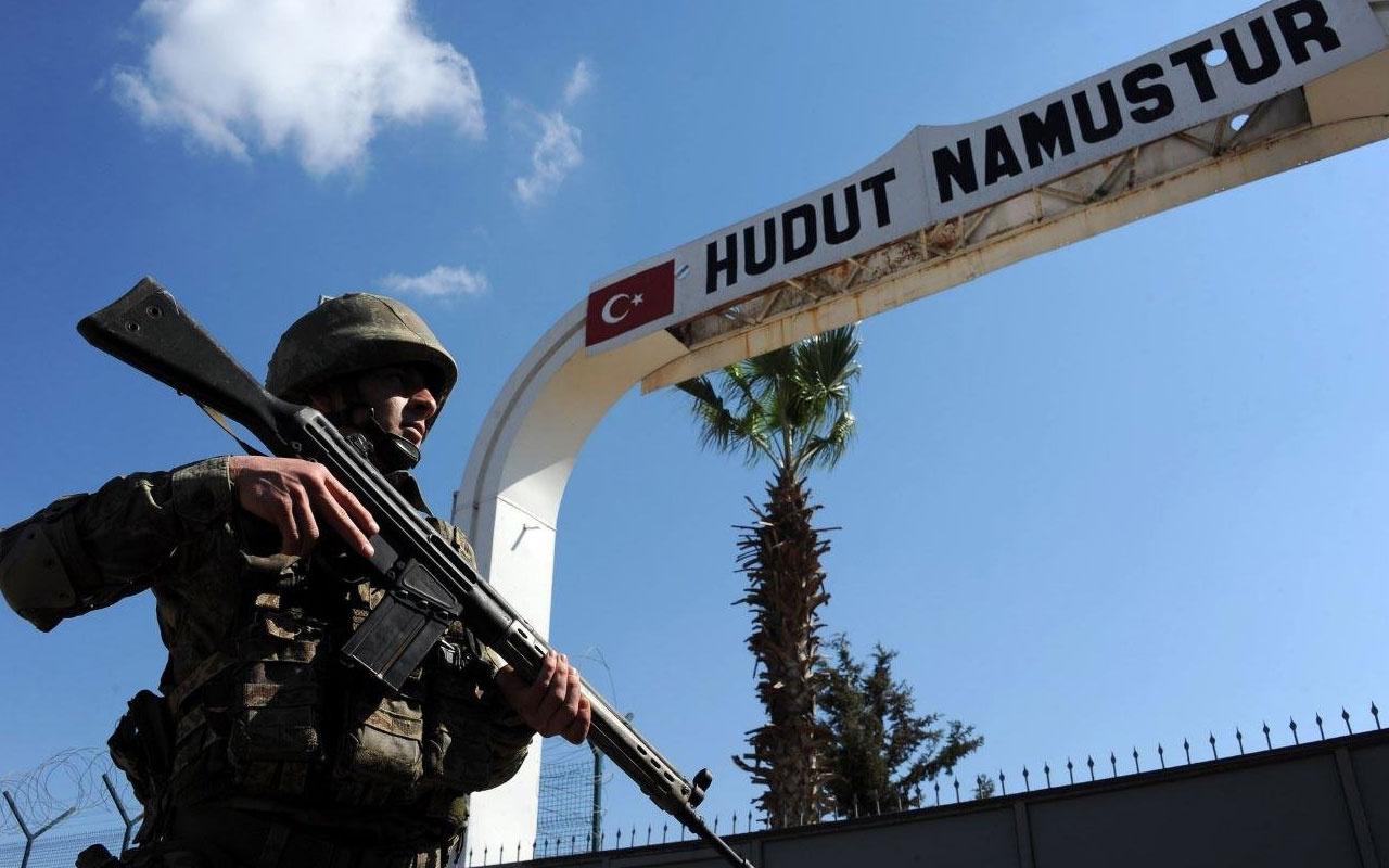 Milli Savunma Bakanlığı: Suriye'den Türkiye'ye girmeye çalışan 1'i PKK/YPG'li 2 kişi yakalandı