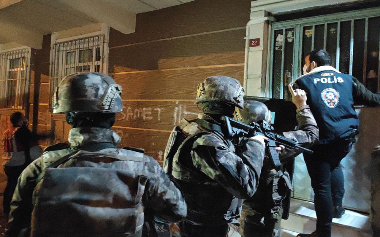 """İstanbul'da """"yasa dışı bahis"""" operasyonu! 20 şüpheli için yakalama kararı"""