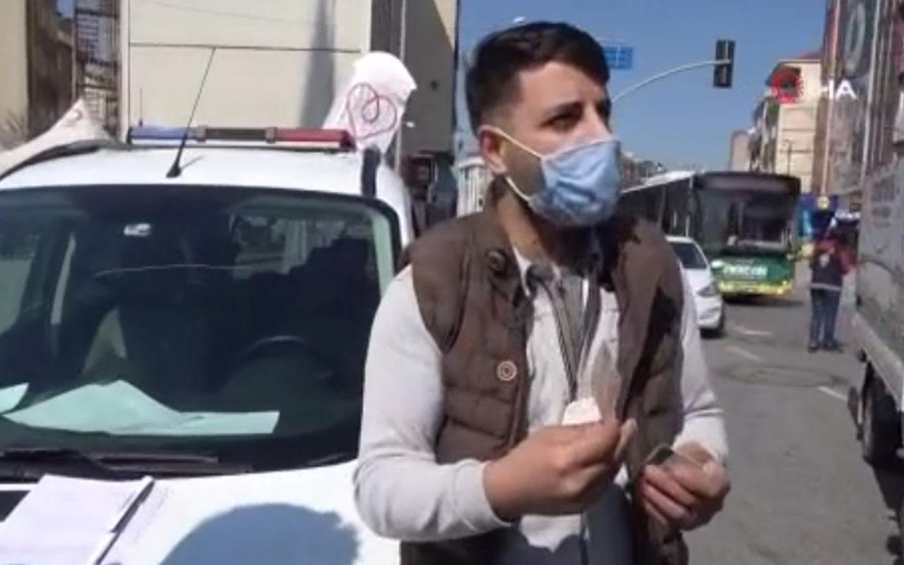 Arnavutköy'de ceza yiyince 'Ben böyle devletin' demişti! İstanbul Valiliği'nden o video için açıklama