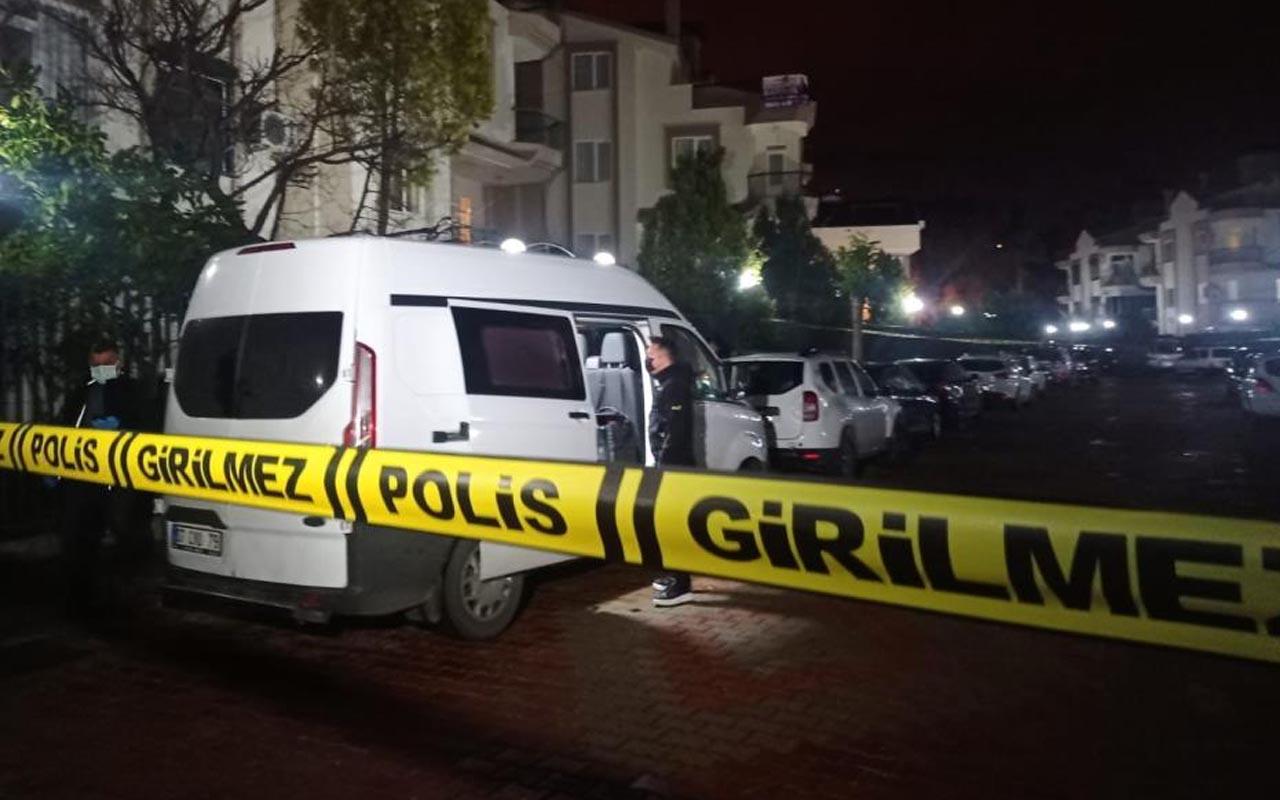 Antalya'da erkek evlat evde katliam yaptı sonra da intihar etti