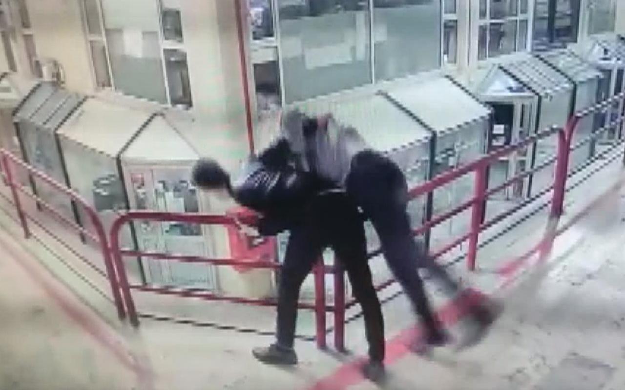 İstanbul Şişli'de esnafı 12. kattan atan şahsa istenen ceza belli oldu