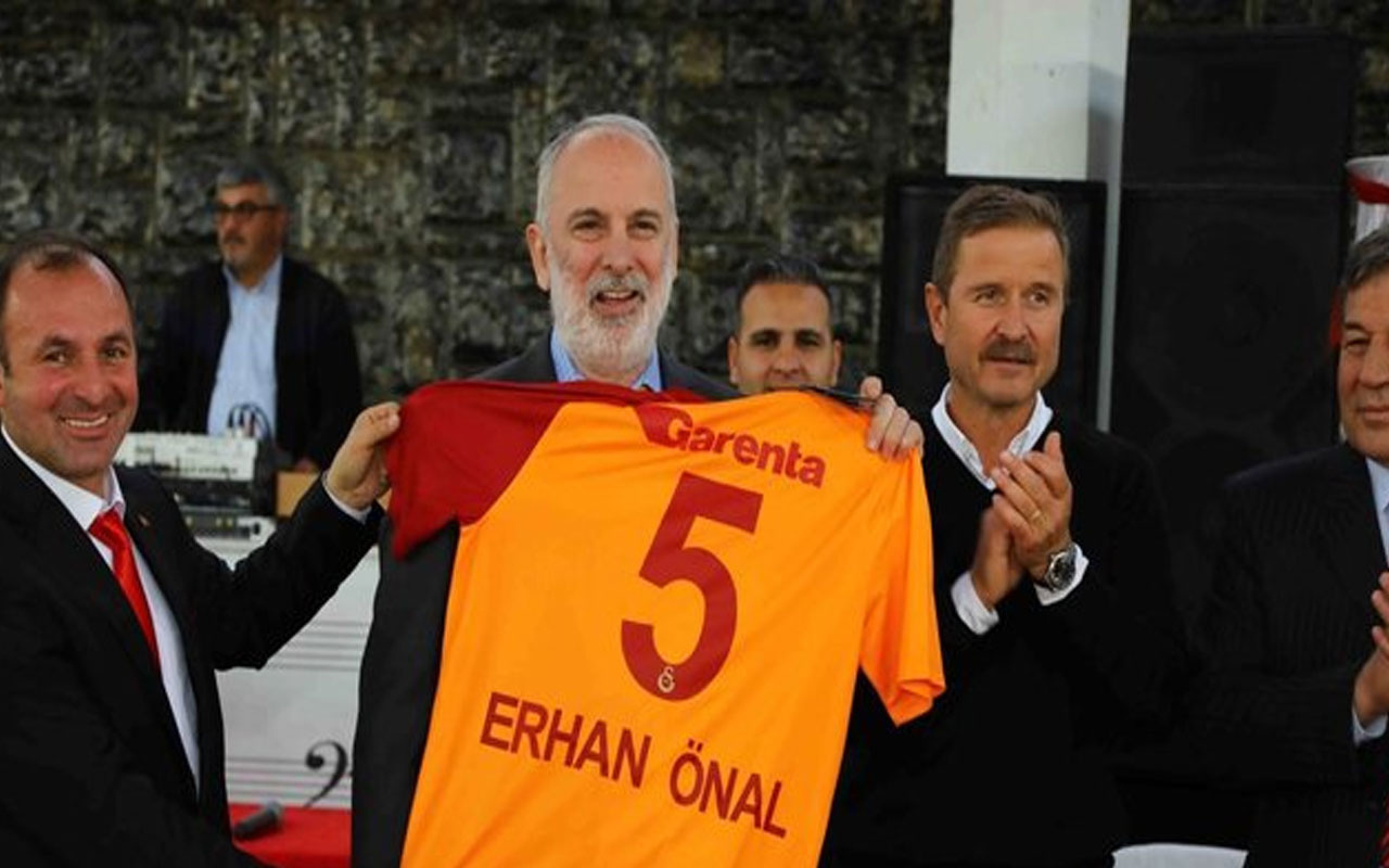 Galatasaray'ın unutulmaz futbolcusu Erhan Önal vefat etti