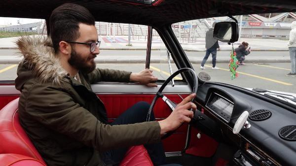 Trabzon'da gören 'nasıl yaptın' diye soruyor! Hayalini 50 bin liraya yaptı