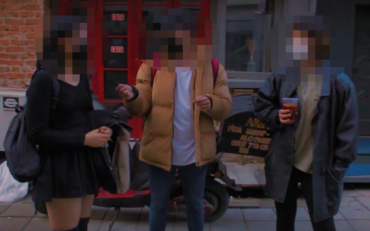 'Sosyal deney yapıyorum' dedi! Eskişehir'de sokakta kadınlara cinsel içerikli sordu sonu kötü bitti