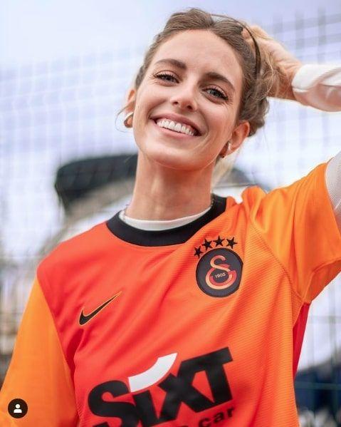 Hayatını kaybeden futbolcu Erhan Önal'ın kızı Sen Çal Kapımı oyuncusu çıktı