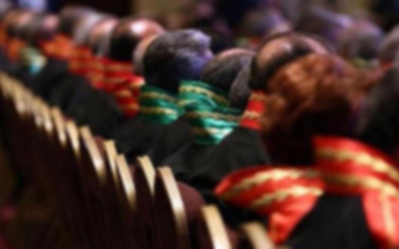 Hakim ve savcıların görevde yükselmelerine ilişkin kararlar Resmi Gazete'de