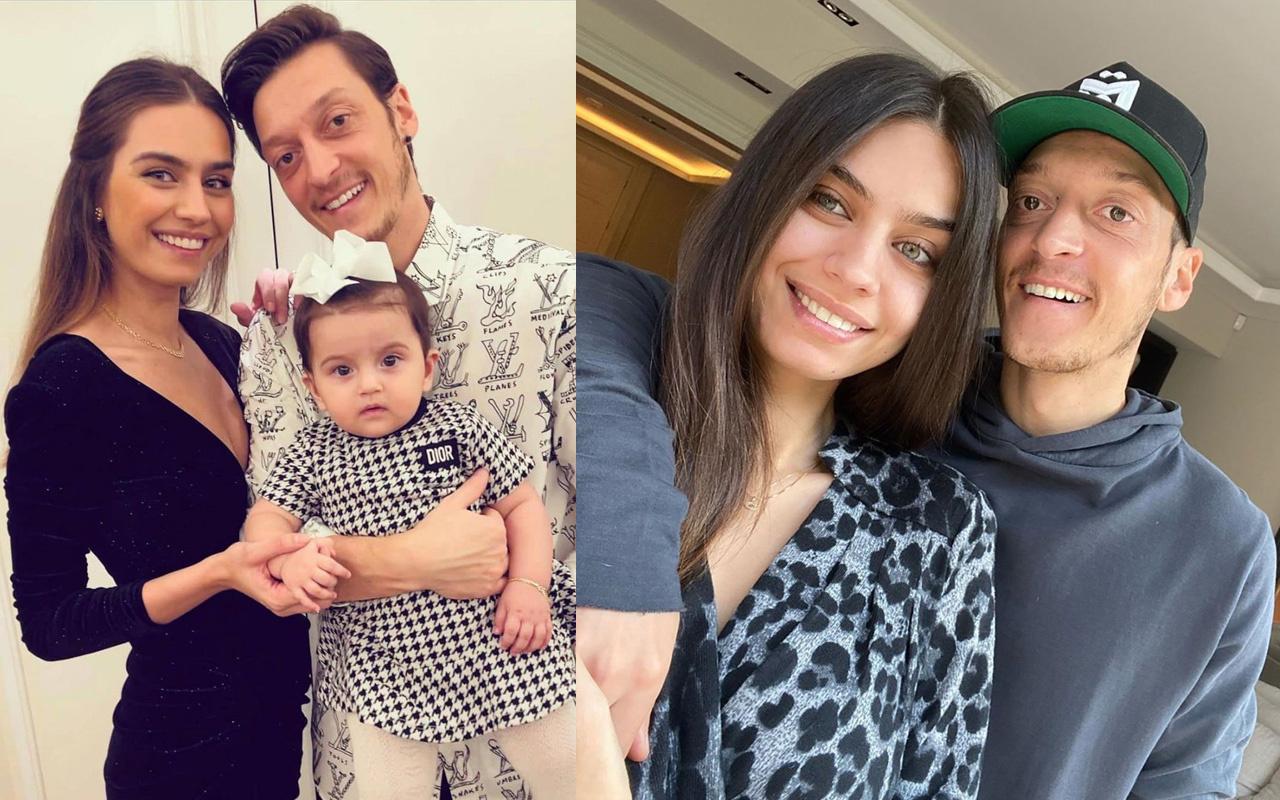 Mesut Özil'in eşi Amine Gülşe'nin 190 bin TL'lik ev hali kendisi paylaştı
